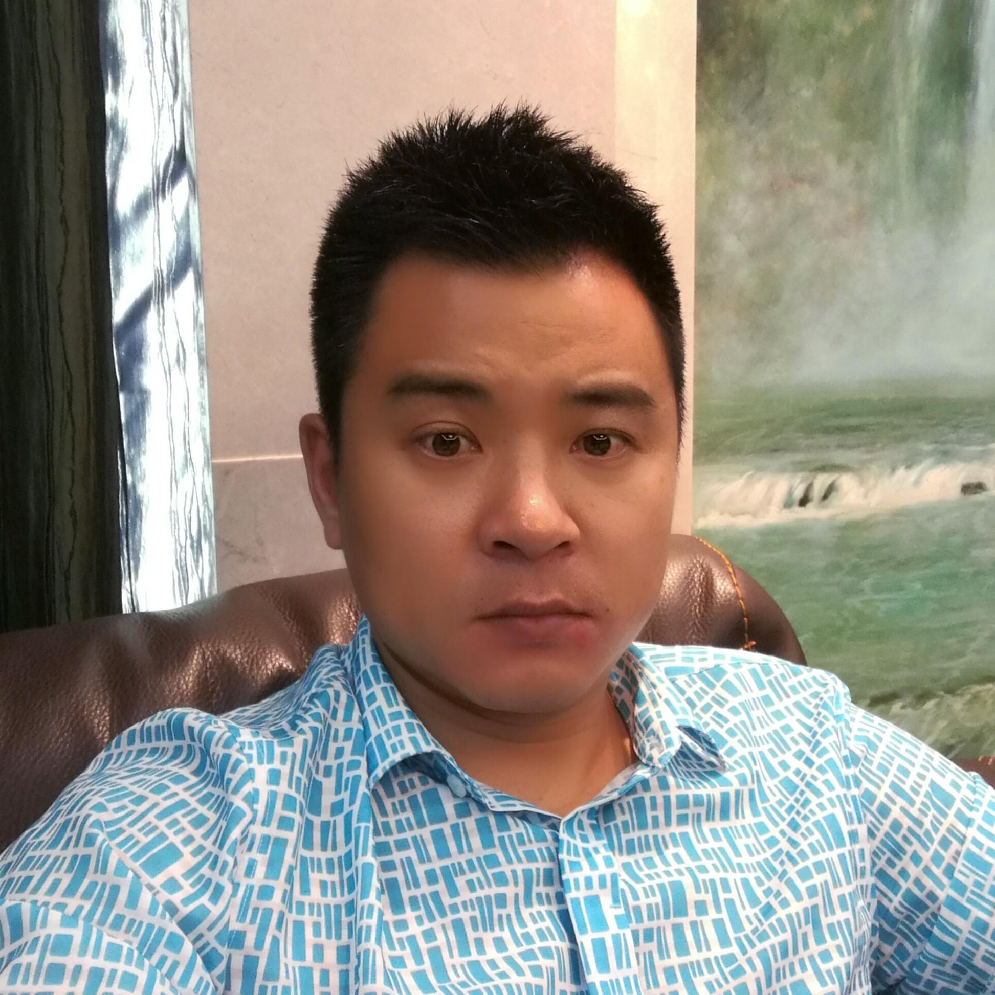 讯必隆(深圳)科技有限公司CEO王力军照片