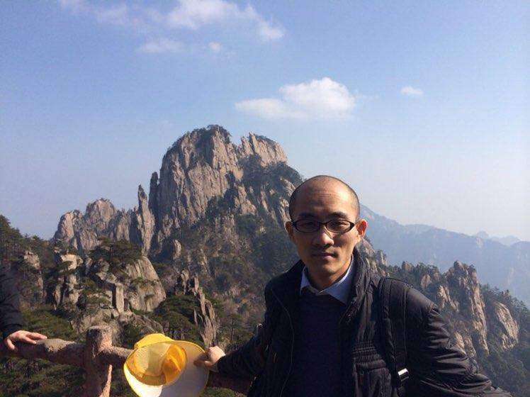 驰纳(厦门)信息服务有限公司CEO汤伟彬照片