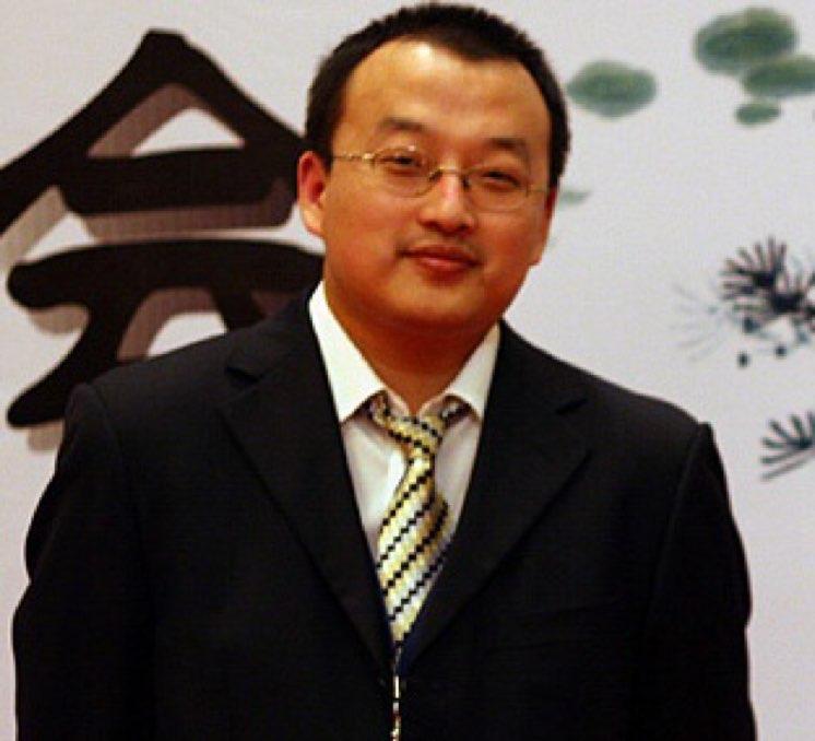 科技视讯总编辑黄惟冰照片