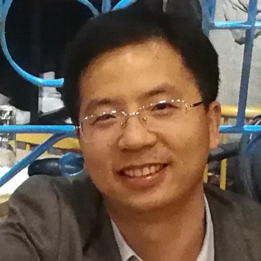 华为首席架构师王宝元照片