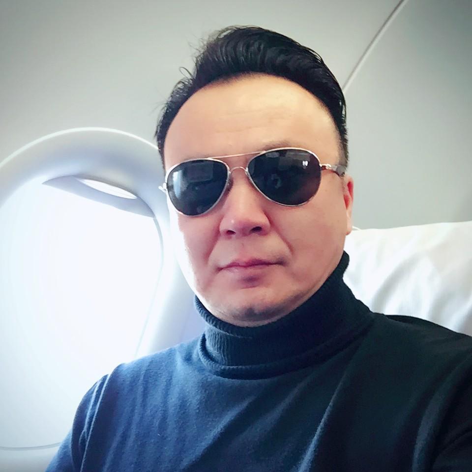 深圳中鼎华懋文化传媒有限公司经理刘松洁照片