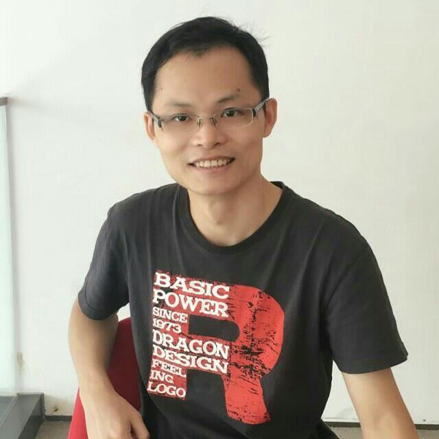 中集电商总监潘永祥照片