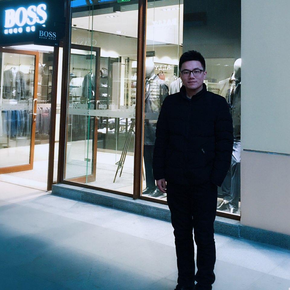 北京讯飞乐知行软件有限公司总监夏晓明照片