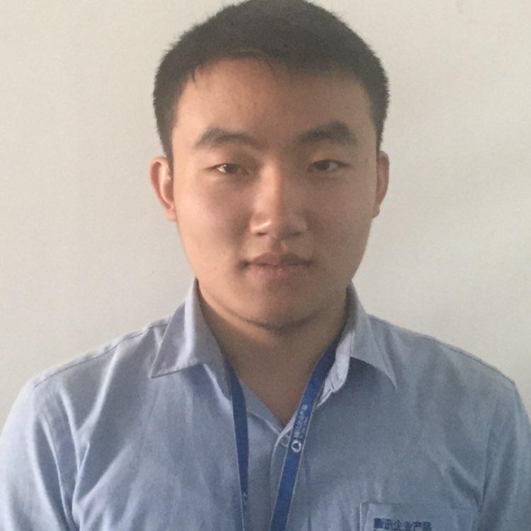 腾讯福建注册运营中心经理汪海滨照片