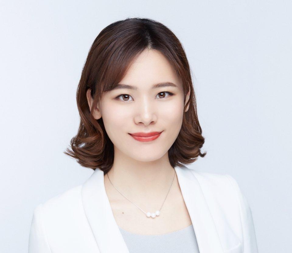 北京美好明天科技有限公司助理白钰莹照片