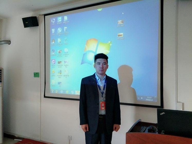 成都希望食品有限公司北京分公司助理吴东林照片