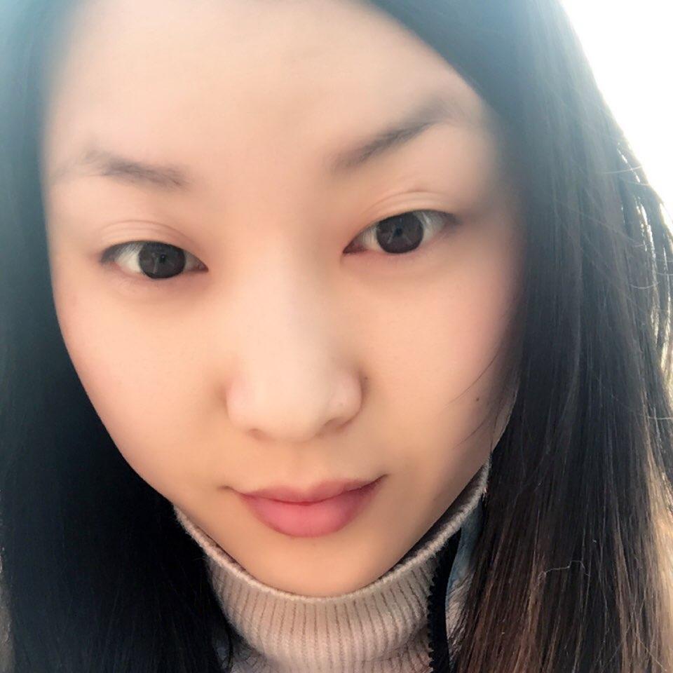 北京盛世博鑫物流有限公司总监赵格茜照片