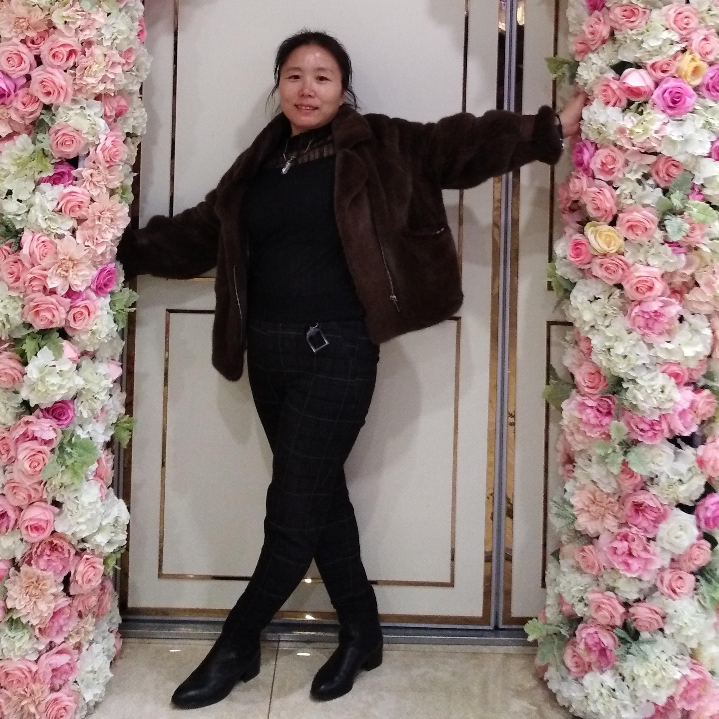 吉林省四平市济州岛休闲会馆业务主管董保利照片