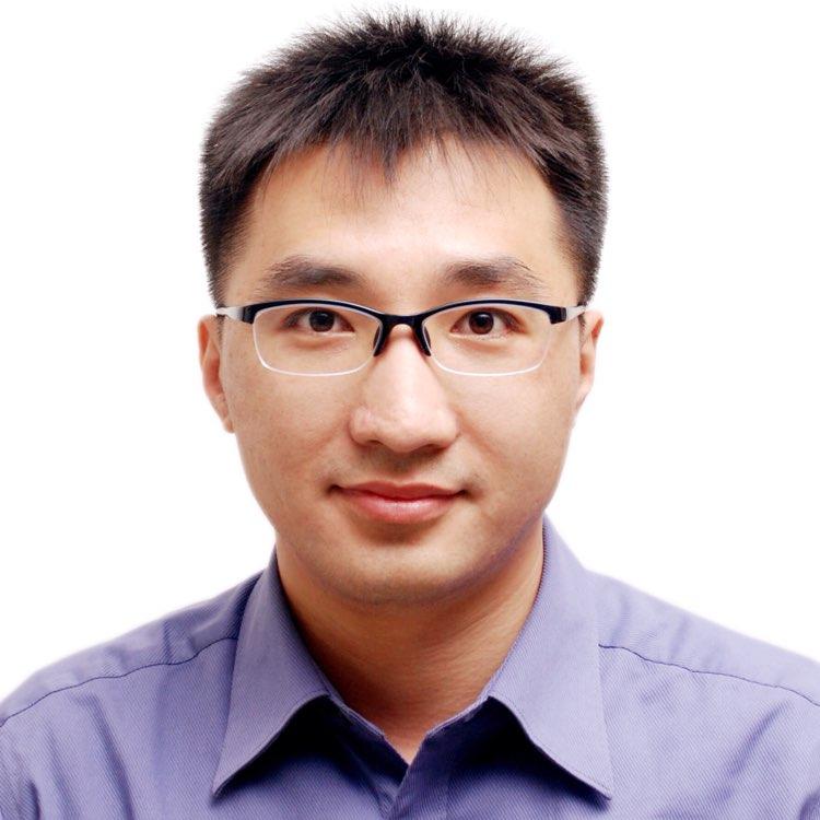 腾讯经理杨朝栋照片