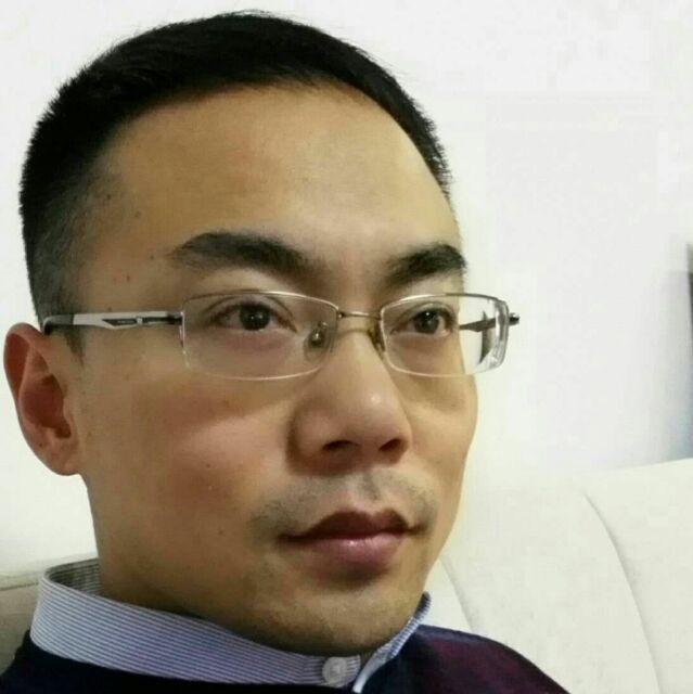 中国移动位置服务中心经理张亚超照片