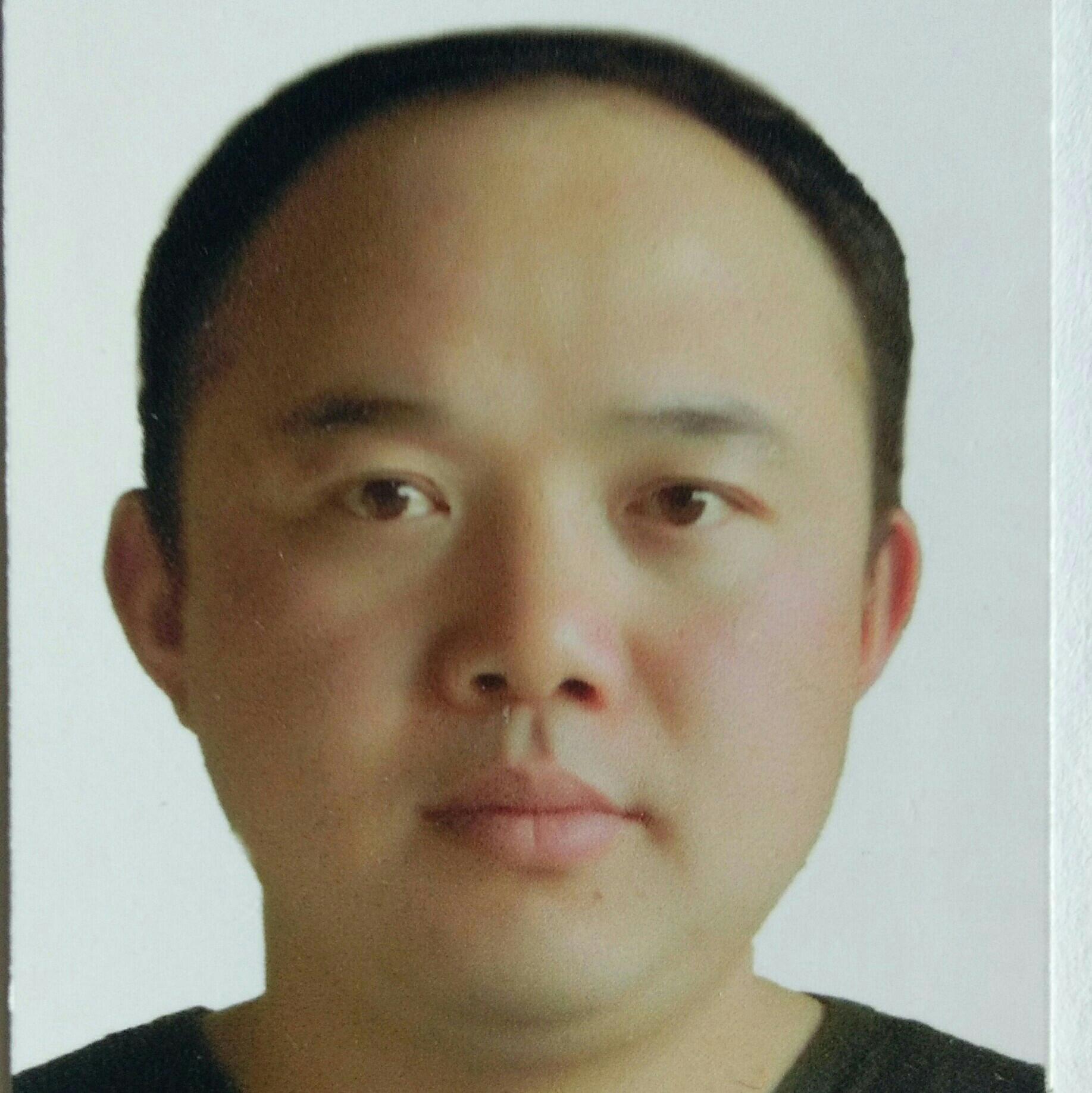 西北电建三公司生产主管樊锋涛照片
