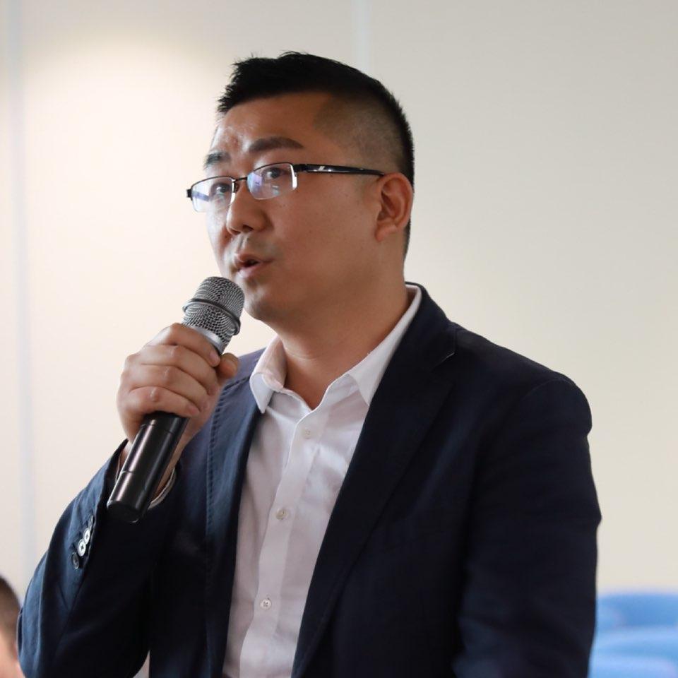 深圳市金为电子商务有限公司创始人晏天汉照片