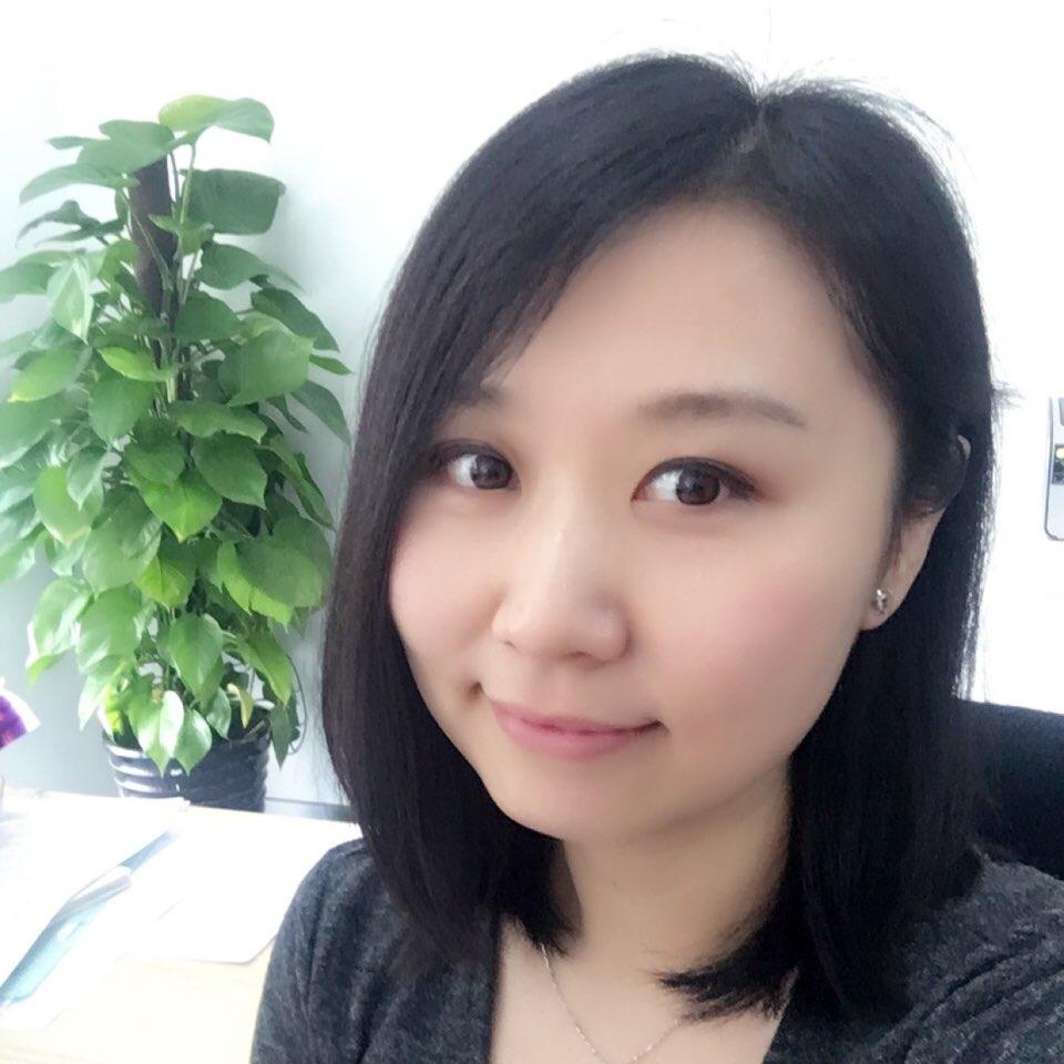 丰海集团经理陈晓萌照片