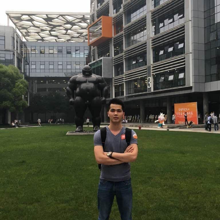 北京深思数盾科技股份有限公司经理周志涛照片