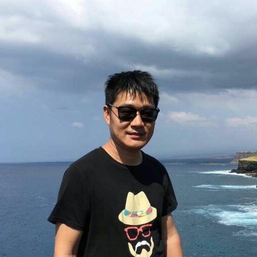 北京京东尚科信息技术有限公司资深研发工程师安宏奎照片