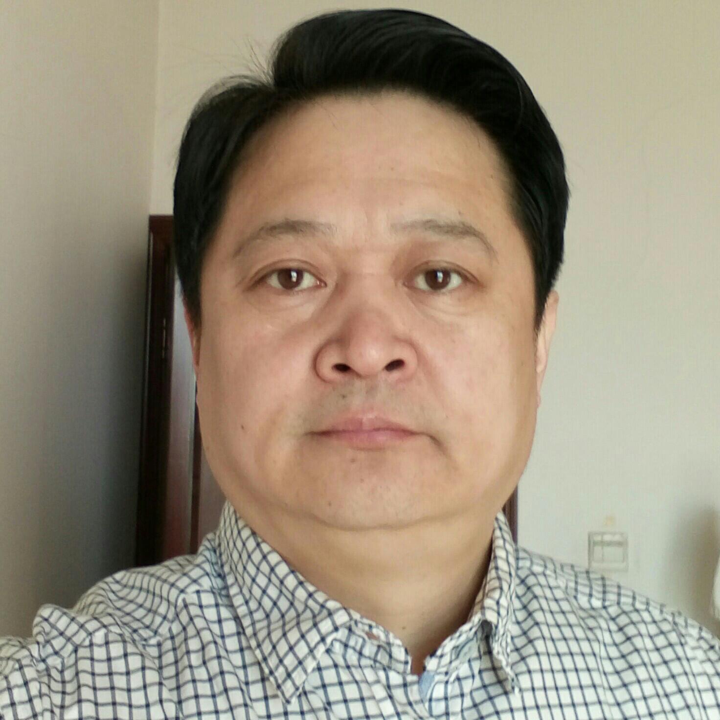 中科智联经理陈泽英照片