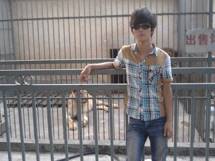 思迈尔贸易有限公司业务主管蔡汶涛照片