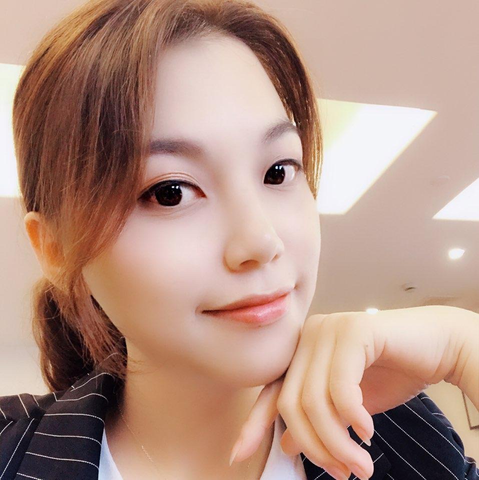 舒友集团秘书林小莉照片