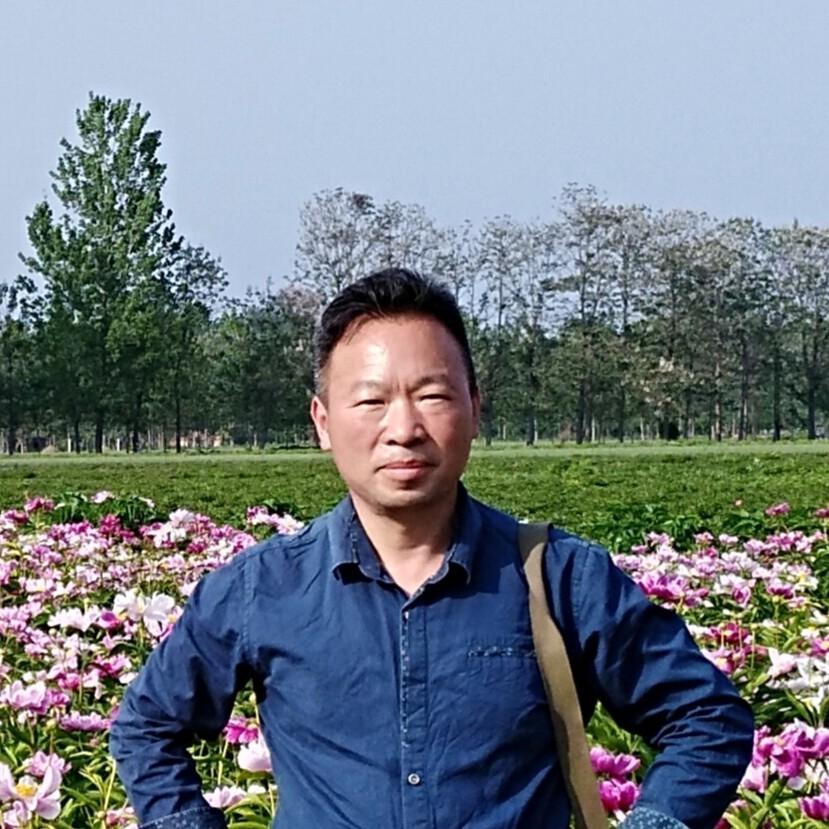 永城市周易信息咨询服务中心馆长胡茂强照片