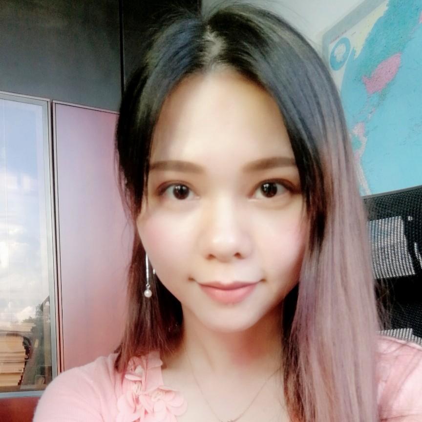 华为技术有限公司秘书杨丽婷照片