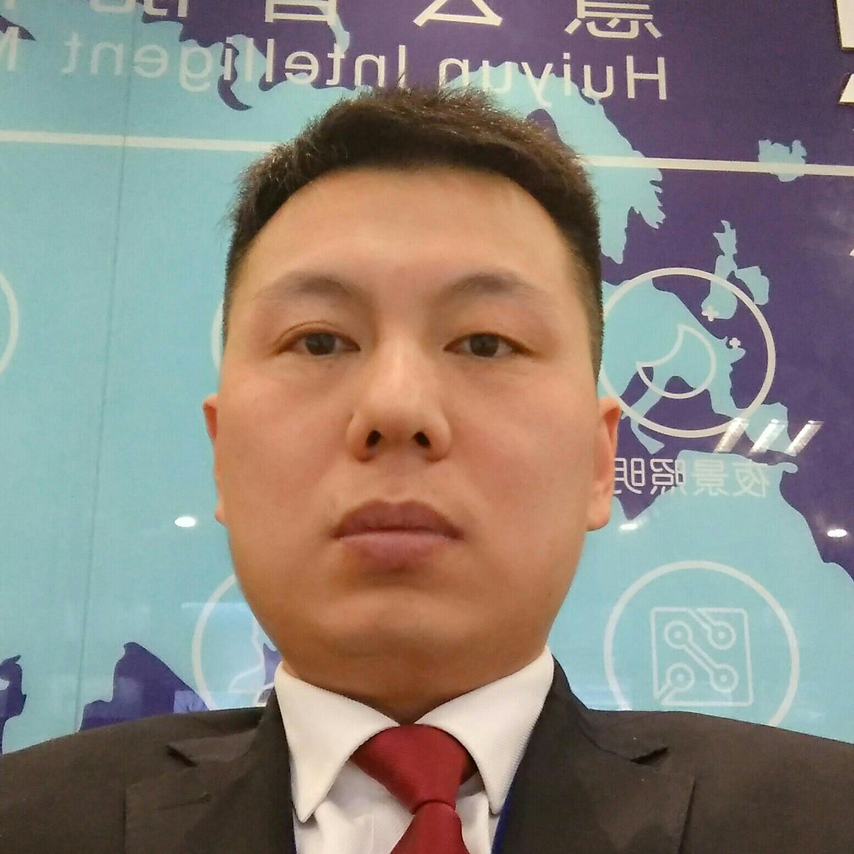 郑州万达商业管理有限公司惠济分公司经理张欣意照片