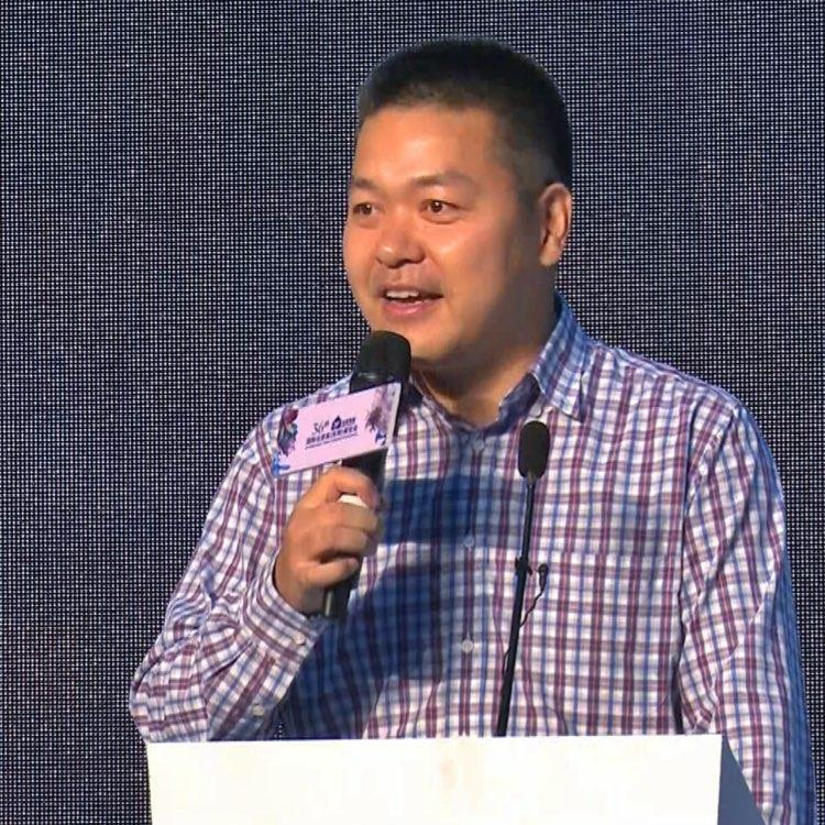 人民网总监张桂贵