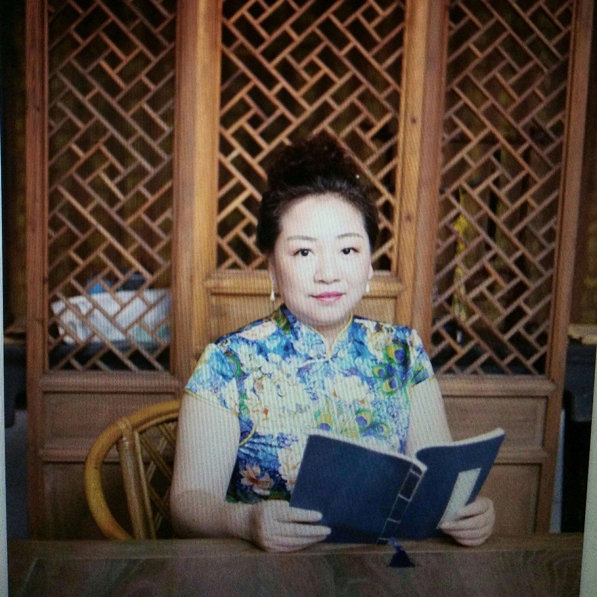 沧州市运河区广电幼儿园法人张如梦照片