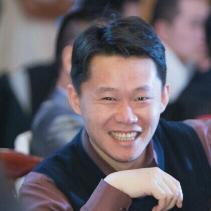 图谱天下(北京)科技有限公司总监王铁成照片