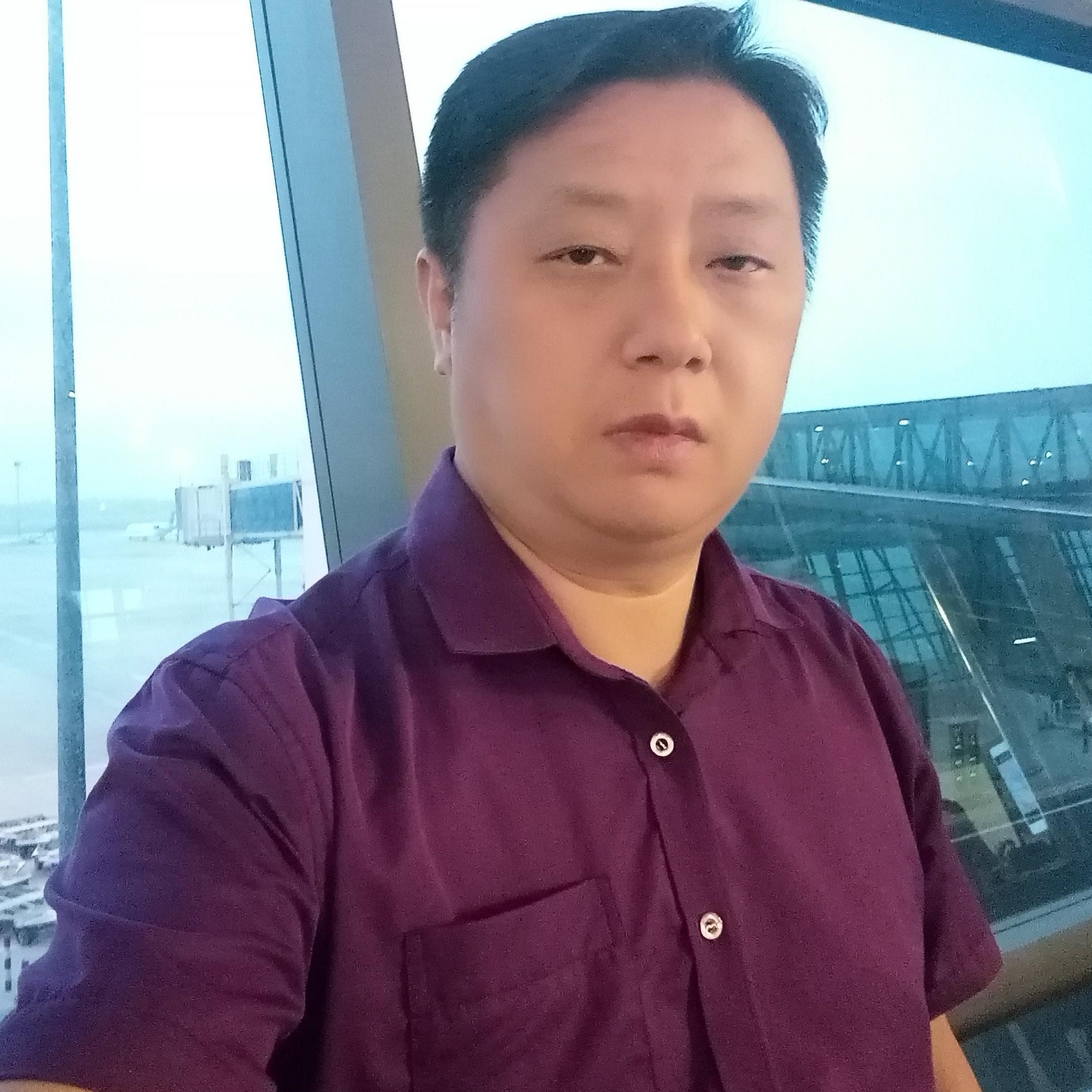 深圳市瑞和祥科技有限公司CMO骆先军照片