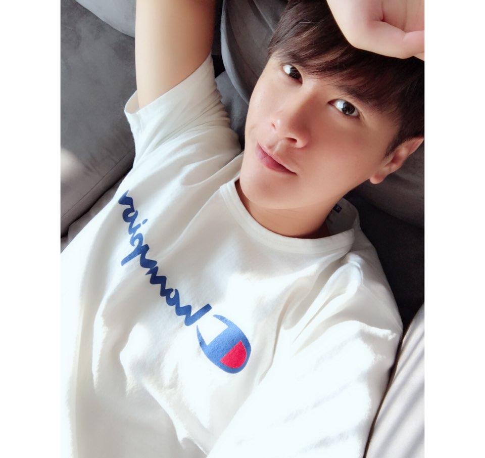 江蘇驊盛車用電子股份有限公司业务主任陈成豪照片