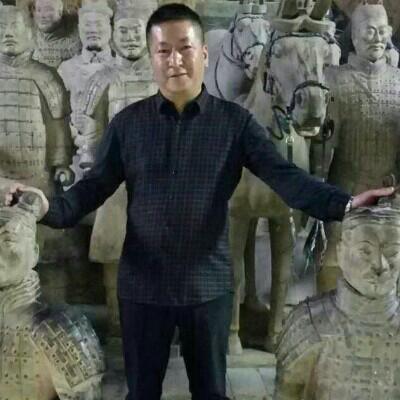 重庆市幸福田院产业有限公司总监曹雨泽照片