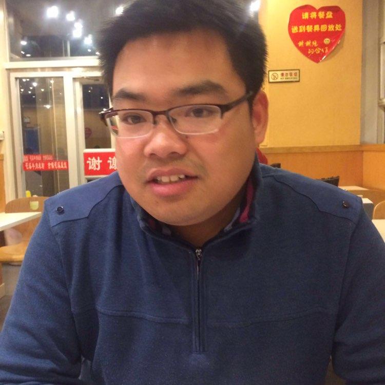杭州云屏科技有限公司资深研发工程师叶喜伟照片