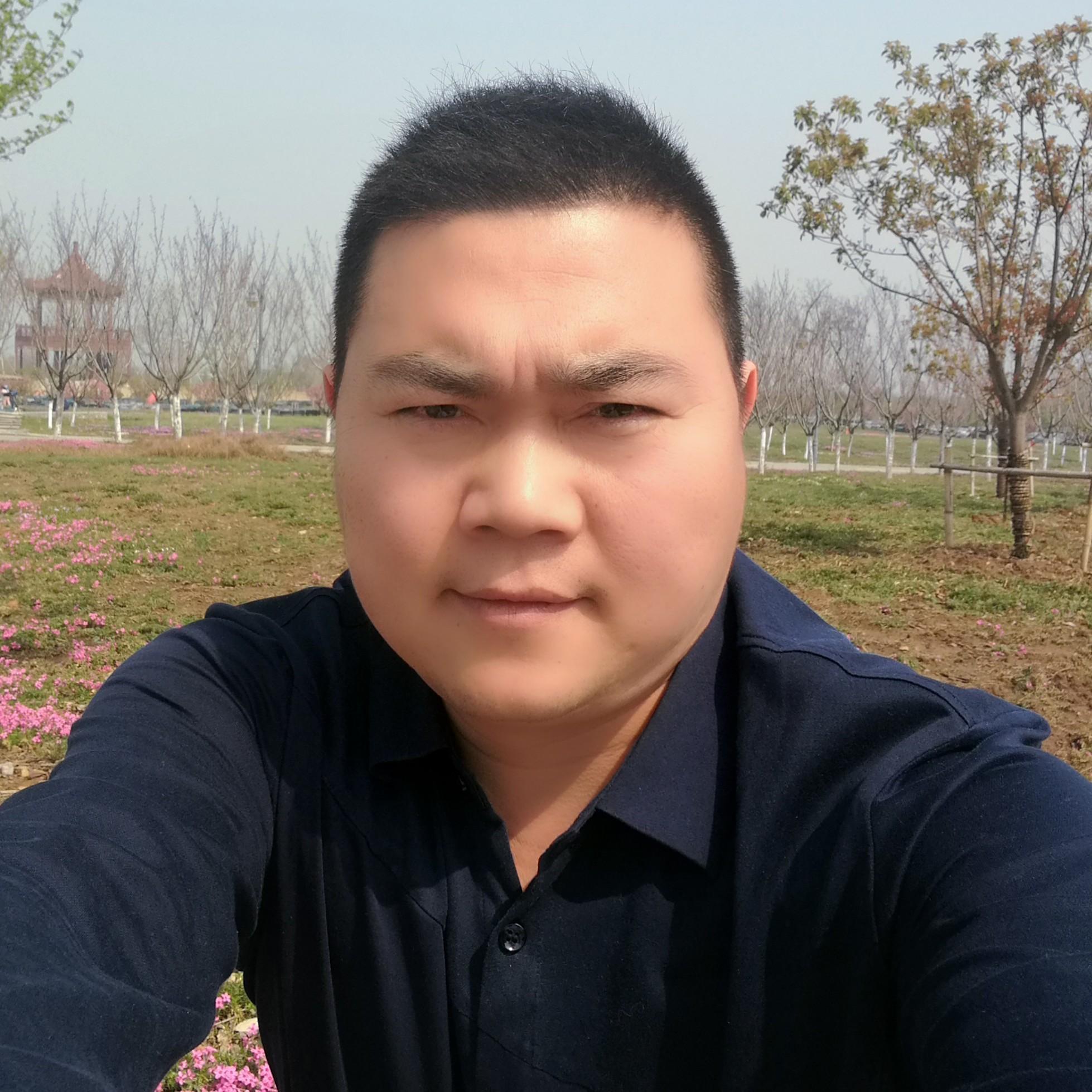华润雪花啤酒(安徽)有限公司经理唐景运照片