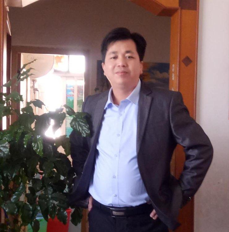 佛山市顺德区合捷电器实业有限公司总监李光政照片