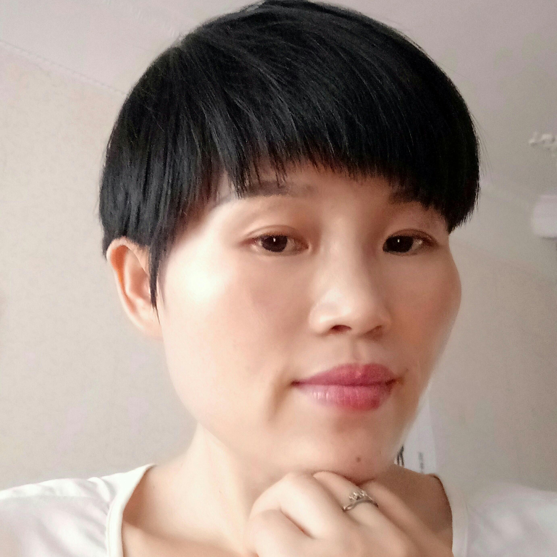 无限极全球有限公司业务主任陈莲花照片