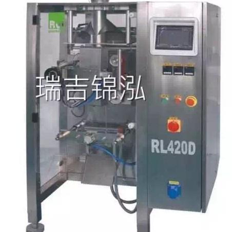上海瑞吉锦泓包装机械有限公司经理李兆武照片