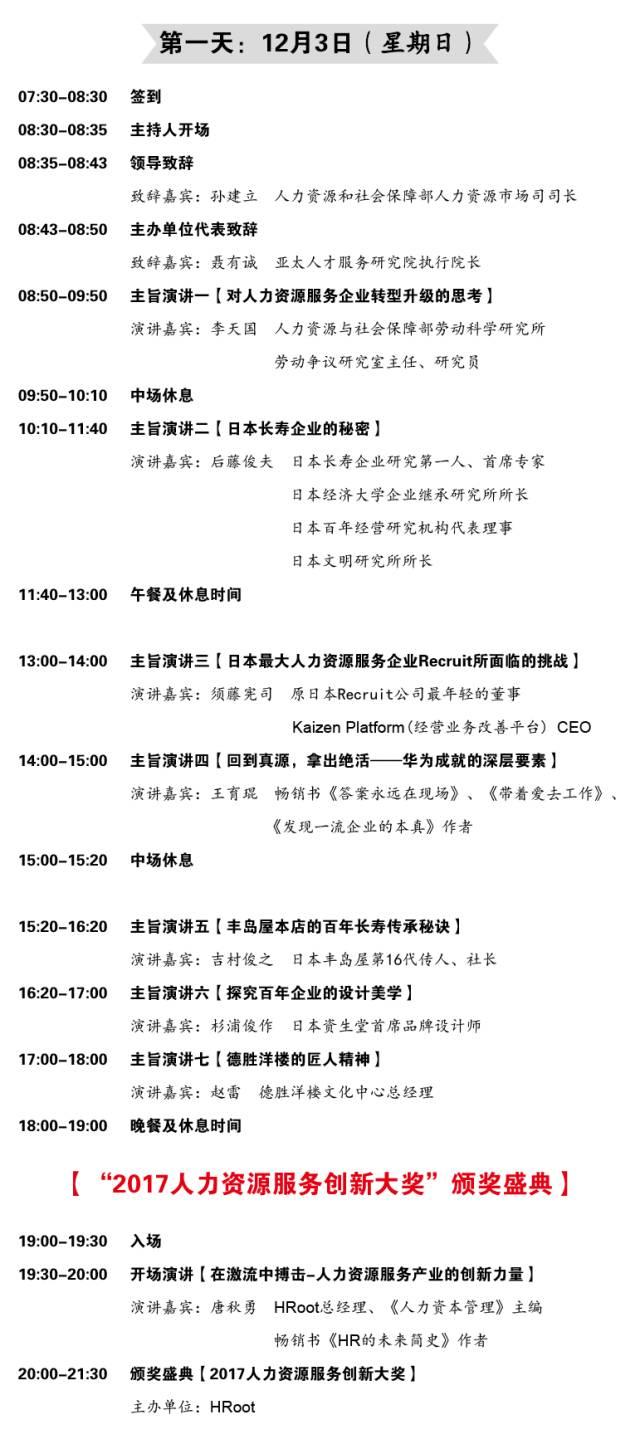 2018中国人力资源服务创新大会
