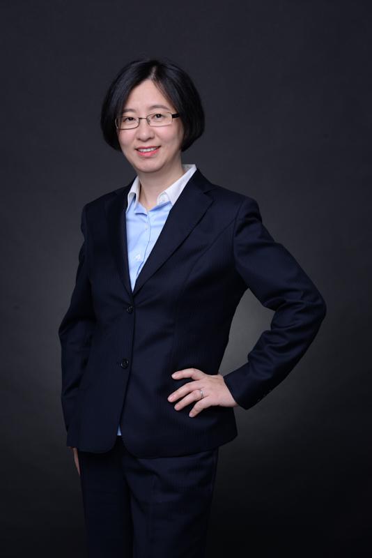 上海复宏汉霖生物技术股份有限公司药政事务负责人,执行总监陈一元照片