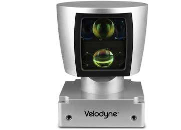 Velodyne|全球领先的无人驾驶激光雷达生产商