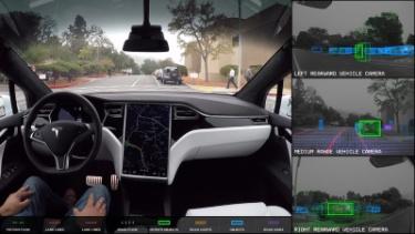 Tesla Autopilot|电动车产业缔造者,无人驾驶应用的先驱