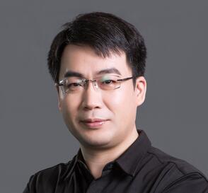 重庆数字区块链研究院  院长  刘刚照片