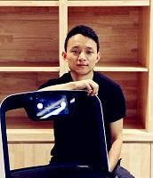 普渡科技 创始人兼董事长CEO张涛照片