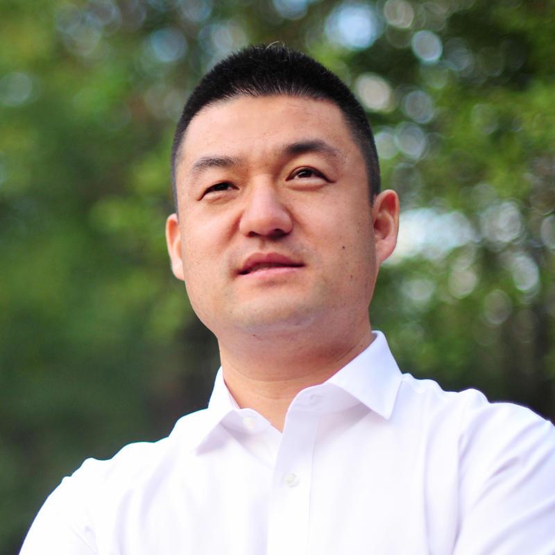 独立咨询 资深产品顾问张绍鹏照片