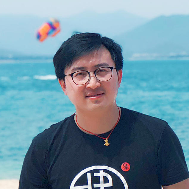 快手高级架构师赵健博照片