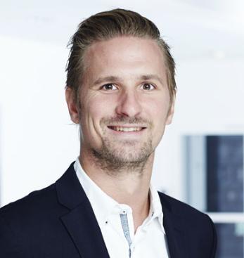 丹麦科汉森全球商务总监  Kim Müller Christensen照片