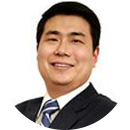 渣打银行现金管理及贸易部董事总经理  叶继蔚照片