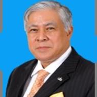 前马来西亚CyberSecurity董事会主席 General Tan Sri Dato' Seri Panglima Mohd Azumi Bin照片