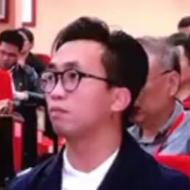 广州市公安局网警支队三级警长冯聪照片