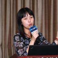 司法鉴定科学研究院副研究员郭弘妍照片