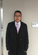 绿城理想生活集团大数据中心助理总经理周志湖照片